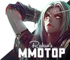 Рейтинг серверов Rakun's MMOTOP